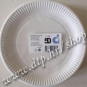 18003 papirnati tanjuri 50kom 23cm