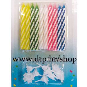 svijeće za rođendan Arhiva Svijeće za tortu   DTP STUDIO svijeće za rođendan