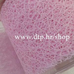 241301-1 Traka roza paučina 7cm/20m