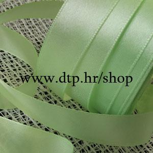 0245 Satenska zelena traka 2cm/25m