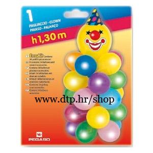 106666 Ukras od balona - klaun (32/1 BALONA)