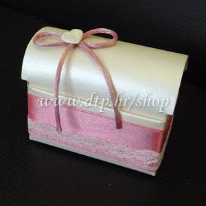 0-0pz02714 Škrinjica s tiskom (pozivnica ili poklon)