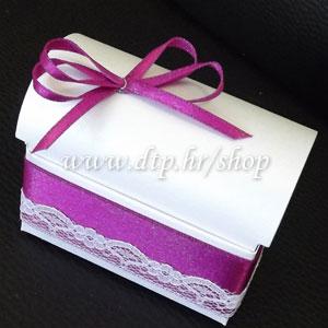 0-0pz02814 Škrinjica s tiskom (pozivnica ili poklon)