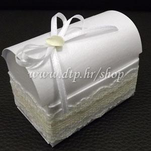 0-0pz04014 Škrinjica s tiskom (pozivnica ili poklon)