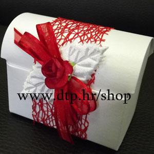 000pz00214 Škrinjica s tiskom (pozivnica ili poklon)