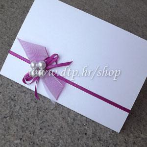 0000pz04214 Pozivnica ili zahvalnica s tiskom