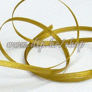 250200 traka zlatna sjaj 6,5mm/45,7m
