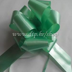 270015 mašna (na potez) 5cm kivi zelena