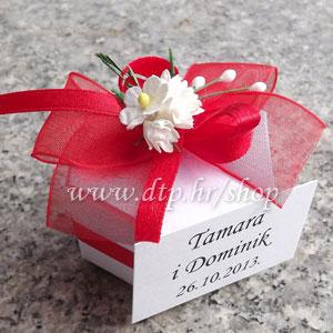 00 pg00814 Pokloni (konfete) za goste s tiskom