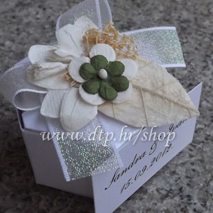 00 pg01114 Pokloni (konfete) za goste s tiskom