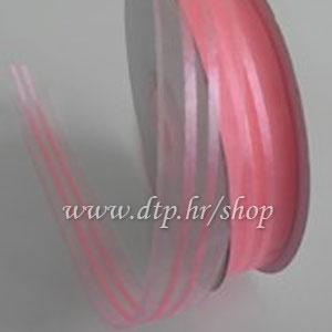 Traka 240167 16mm/22,86m roza pruge
