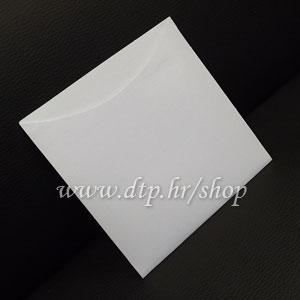 Etui za pozivnice bijeli 15x15 cm