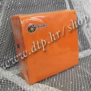 Salvete narančasta 38x38 soft (40 kom)