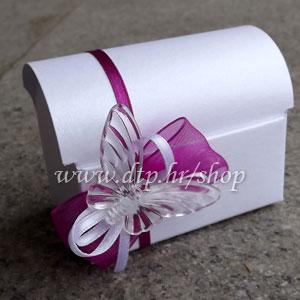 0-0pz00315 Škrinjica s tiskom (pozivnica ili poklon)